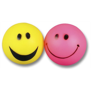 Happy pet Happy pet vinyl smiley bal