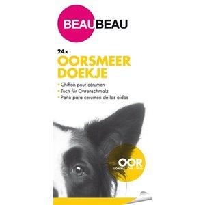 Beau beau Beau beau vochtige oorsmeer doekjes