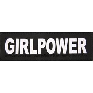 Julius k9 Julius k9 labels voor power-harnas/tuig girlpower