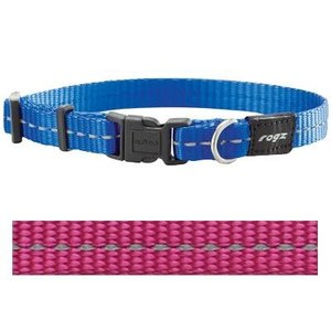 Rogz for dogs Rogz for dogs nitelife halsband roze
