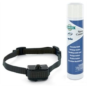 Petsafe Petsafe blaf halsband met spray geurloos voor kleine honden