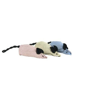 Merkloos Katoenen catnip muis
