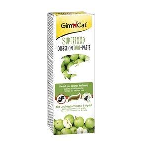 Gimcat Gimcat superfood digestion duo-pasta zalm / appel