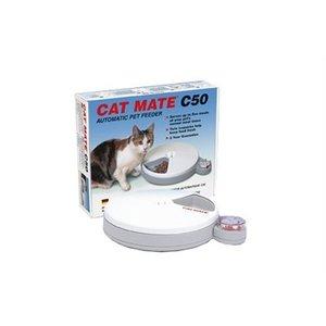 Catmate Catmate voederautom c50 5 porties