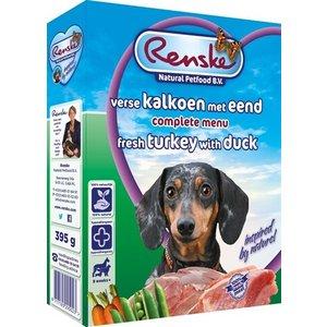 Renske 10x renske vers vlees kalkoen/eend