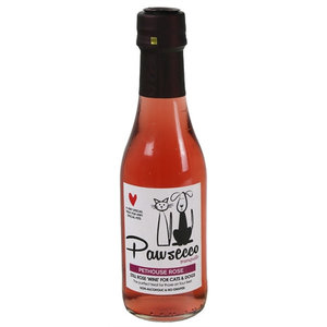 Pawsecco Luxury pawsecco penthouse rose wijn