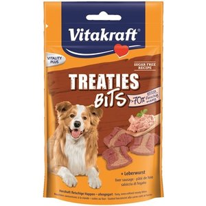Vitakraft Vitakraft treaties bits leverworst