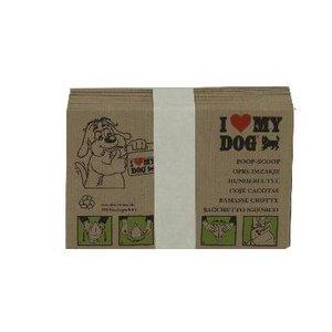 I love my dog I love my dog hondenpoepzakje bundel