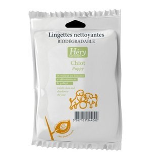 Hery Hery puppy wipes