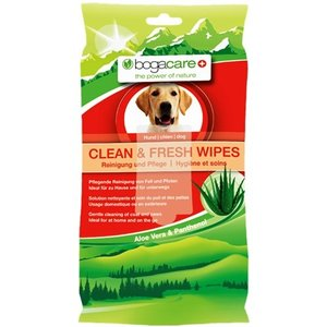 Bogacare Bogacare clean & fresh wipes
