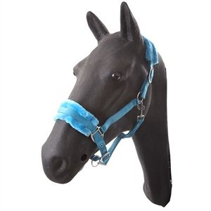 Hb ruitersport Hb halster full teddy turquoise