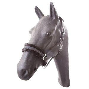 Hb ruitersport Hb glamour halster pony zwart