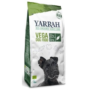 Yarrah Yarrah dog biologische brokken vega baobab / kokosolie