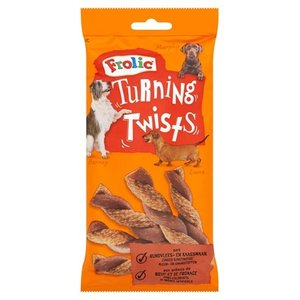 Frolic 10x frolic snack turning twist