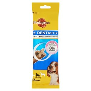 Pedigree 18x pedigree dentastix 3 pack