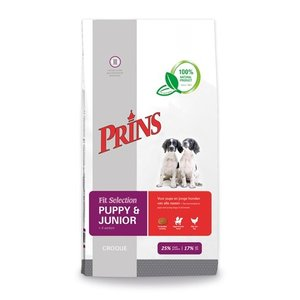 Prins Prins fit selection puppy / junior