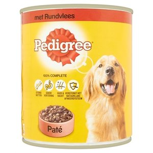 Pedigree Pedigree blik adult pate rundvlees