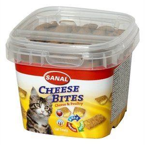Sanal Sanal cat cheese bites cup