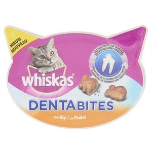 Whiskas Whiskas dentabites