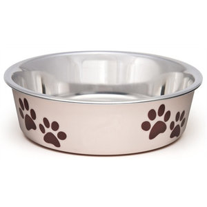 Loving pets Loving pets voer/drinkbak bella paparazzi roze