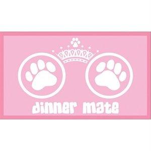 Pet rebellion Pet rebellion voermat diner mate roze