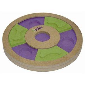 Iquties Iquties treat wheel hondenspel