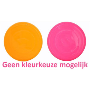 Good boy Plastic frisbee assorti