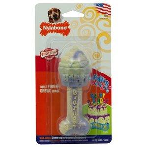 Nylabone Nylabone dura chew voor harde bijters verjaardagstaartsmaak