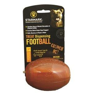 Starmark Starmark treat dispensing football
