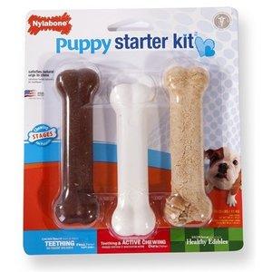 Nylabone Nylabone puppy chew puppy starter kit