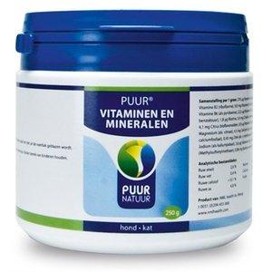 Puur natuur Puur natuur vita-min (vitaminen en mineralen) hond en kat
