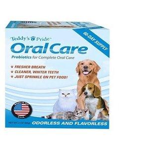 Teddy's pride Teddy's pride oral care
