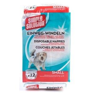 Simple solution Simple solution wegwerp honden luier