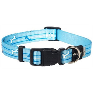 Rogz for dogs Rogz for dogs yoyo yip yap halsband blue