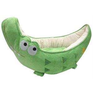 Happy puppy Happy puppy hondenmand krokodil bed