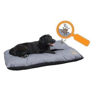 Bodyguard Bodyguard elegant hondenkussen grijs