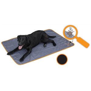 Bodyguard Bodyguard dog blanket anti insect zwart