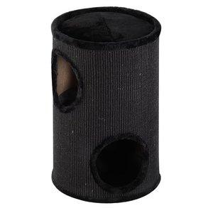 Ebi Ebi krabpaal trend cat dome everlast tower 2 level zwart