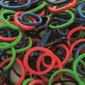 Artero Artero elastiekjes in diverse kleuren