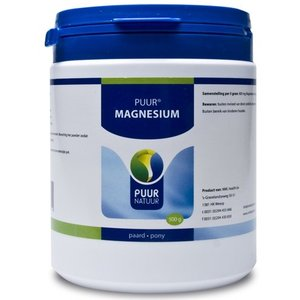Puur natuur Puur natuur magnesium voor paard en pony