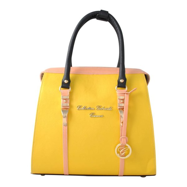 Sac palm beach jaune