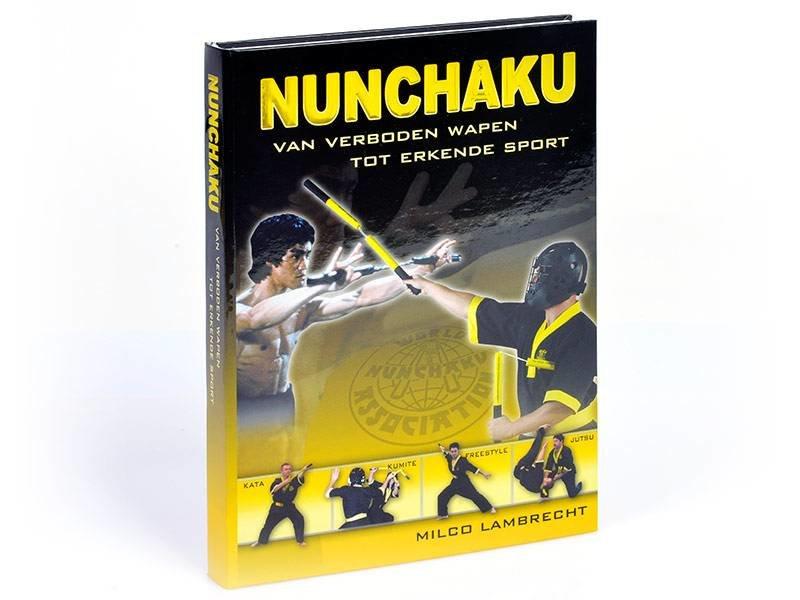 Nunchaku boek + Nunchaku Senior Professional