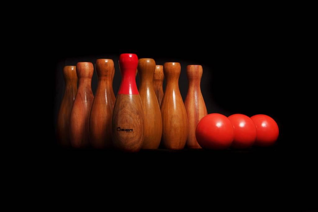 Bowling/Gooi Spellen