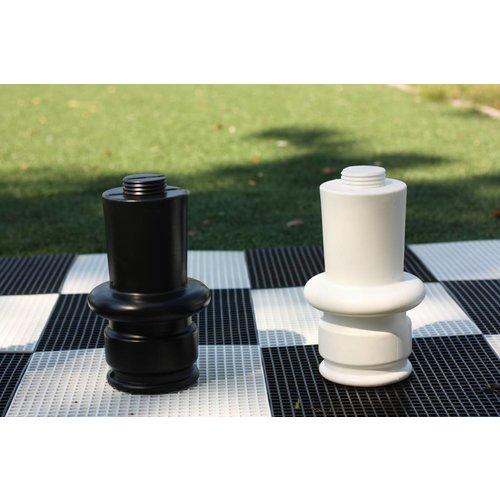 Ubergames Verhoogdeel voor de losse schaakstukken