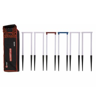 Ubergames Croquet poorten, Pro, 16 mm staal, 6 stuks