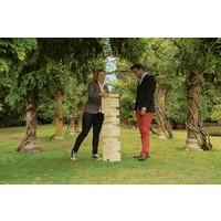 Ubergames Giga Stapeltoren, tot 150 cm, ECO Hardhout
