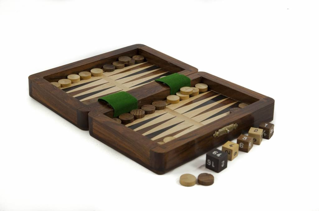 Backgammon, luxe exclusieve serie
