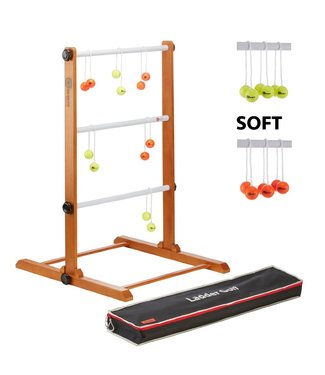 Ubergames Prof. Laddergolf Spinladder SOFT ballen