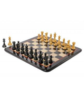 Meesterspel Dominator Schaakspel, bord met stukken