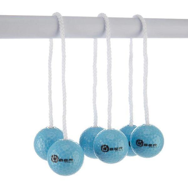 Ubergames 3x2 Bolas voor Laddergolf, echte golf-bolas, uniek en perfect.